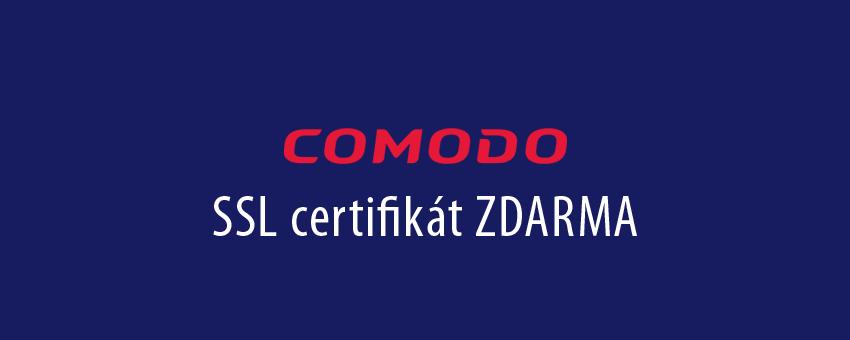 Recenze SSL certifikátu Comodo zdarma