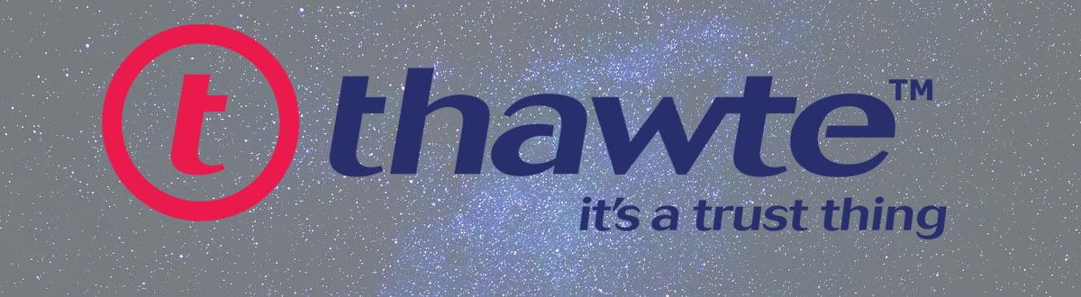 Thawte – historie a budoucnost certifikační autority